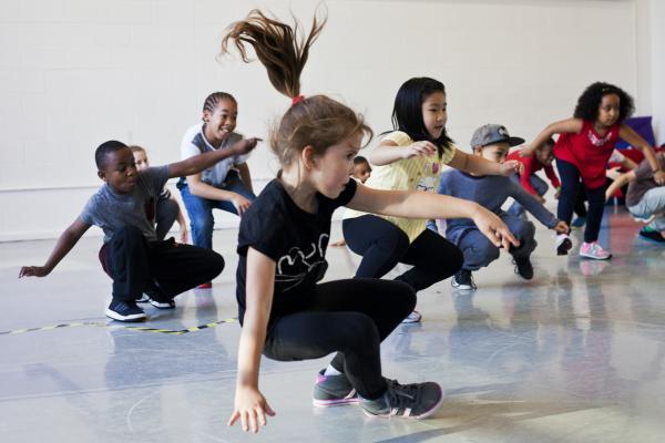 Workshop Kidsdance  Lokeren.