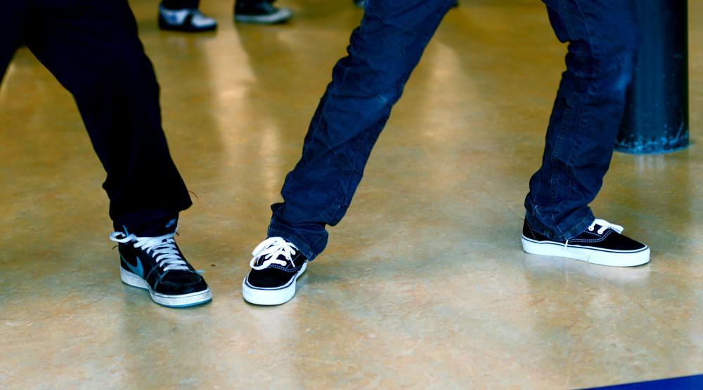 Slide 2: Workshop Breakdance