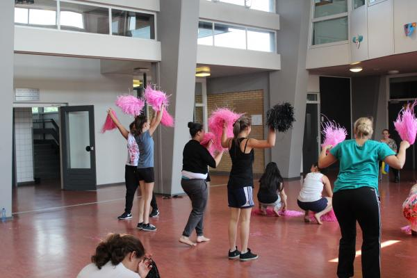 Workshop Cheerleading Lokeren