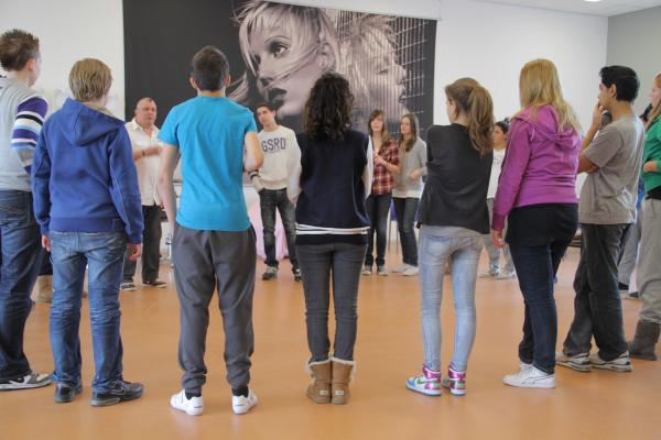Workshop Theatersport Lokeren