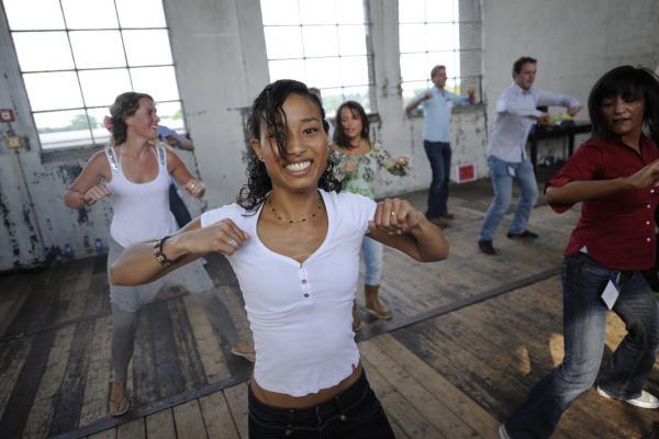 Workshop Streetdance Lokeren
