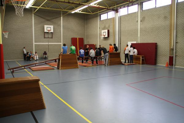 Workshop Freerunnen Lokeren