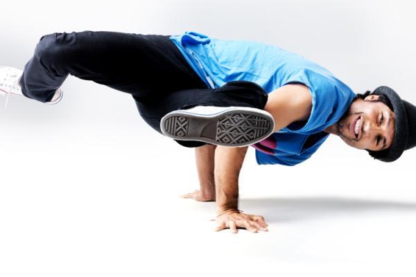 Workshop Breakdance Lokeren